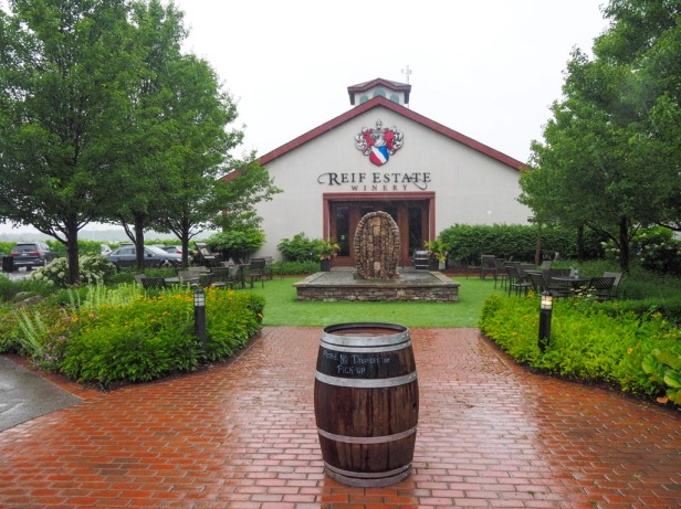 Discovering Niagara on the Lake wine country