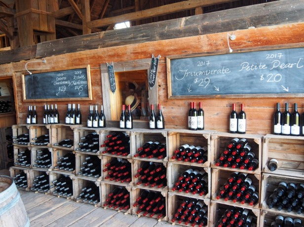 A visit to Prince Edward County Wineries