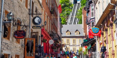 12 best places to explore in Québec in two days