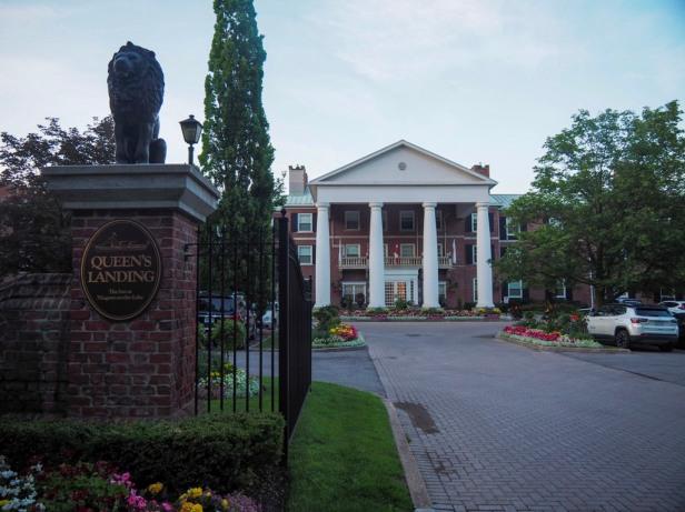 A Niagara wine country getaway: Queens Landing Vintage Hotel