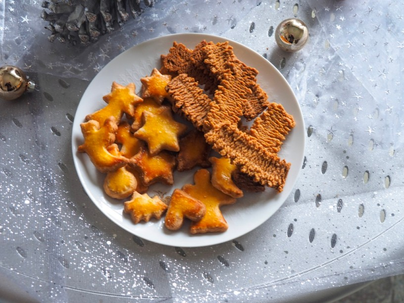 Two easy German Christmas cookie recipes to make at home this year