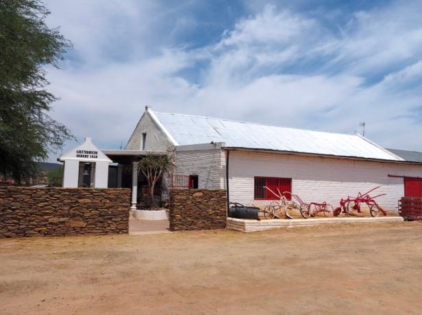 Grundheim, Klein Karoo