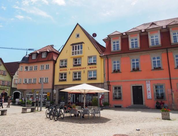 Hotel Laurentius, Weikersheim