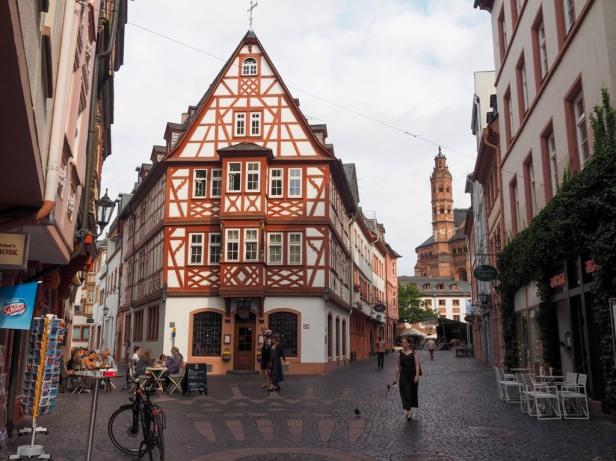 Augustinerstraße, Mainz