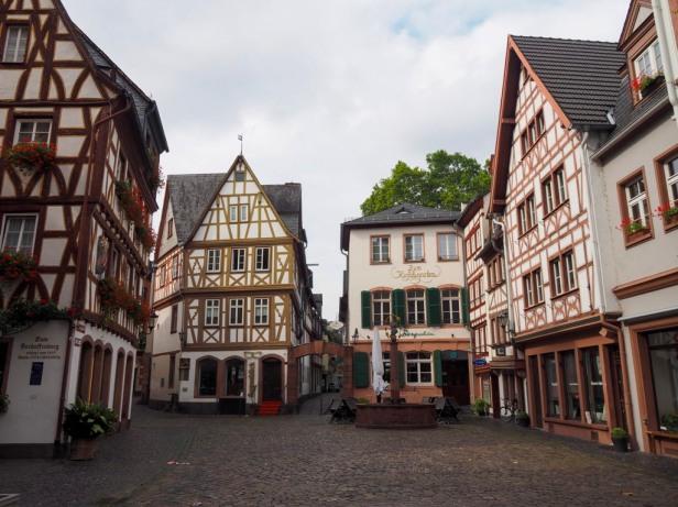 Kirschgarten, Mainz