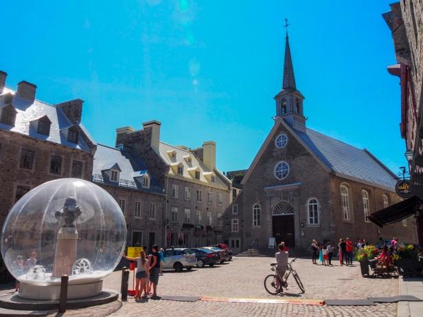 Notre-Dame-des-Victoires, Quebec