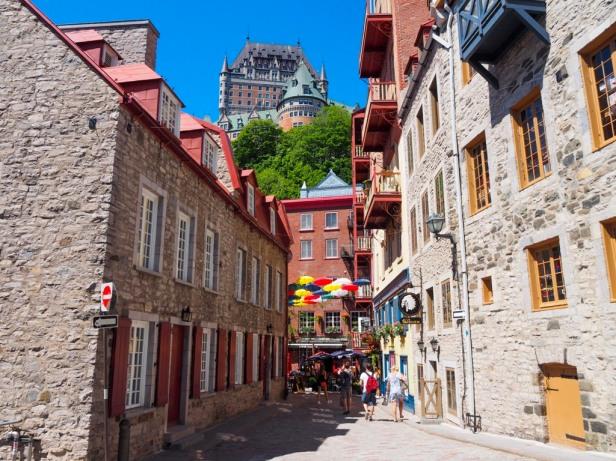 Petit Champlain, Quebec