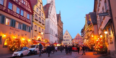 A fairytale visit to Rothenburg ob der Tauber Christmas Market