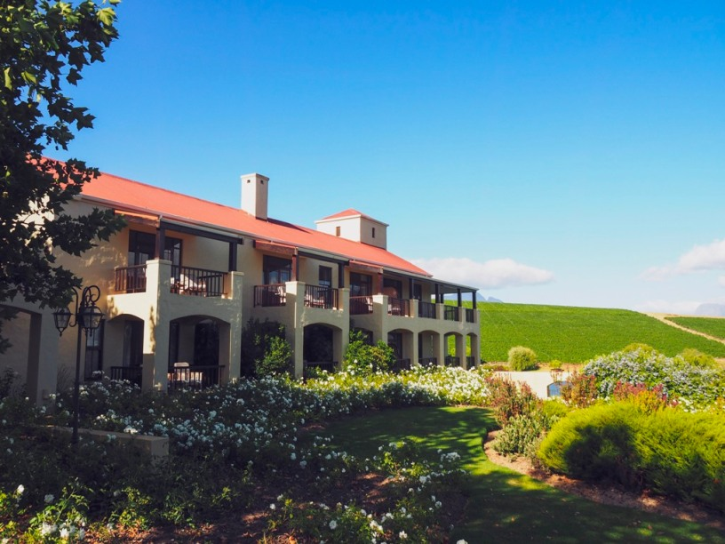 A luxury Cape Winelands stay at Asara Wine Estate & Hotel