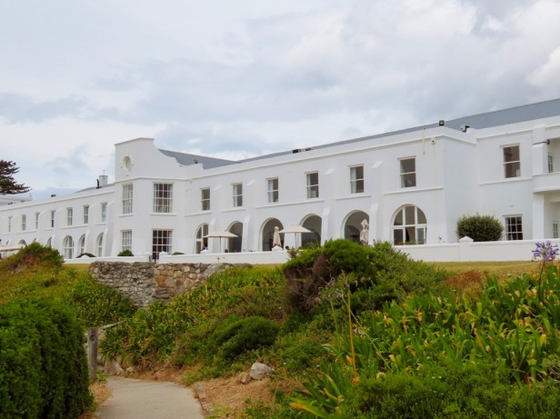 A blissful seaside stay at The Marine, Hermanus