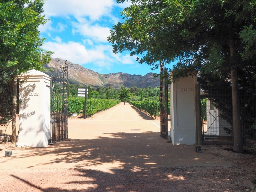 Le Lude Winery: A delightful new trendsetter of South African sparkling wines