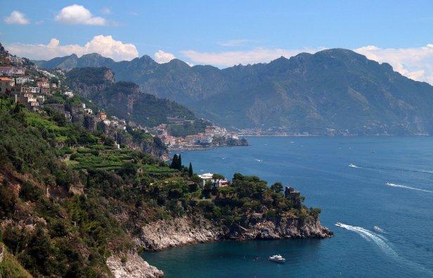 Amalfi Coast - pixaby