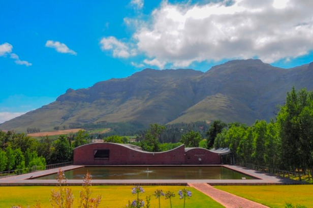 Dornier Winery, Cape Winelands