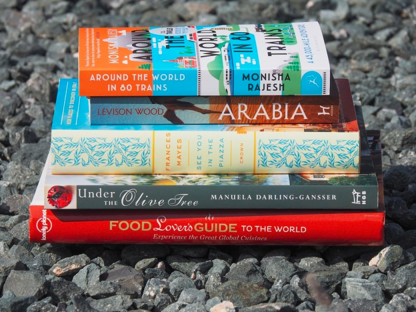 Five inspiring travel books to keep your wanderlust afloat