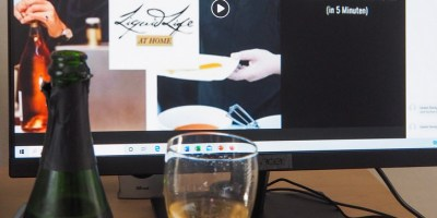 A virtual wine evening at Kühling-Gillot and Battenfeld Spanier