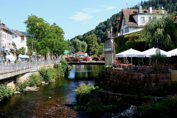 Bad Wildbad, Black Forest, Germany