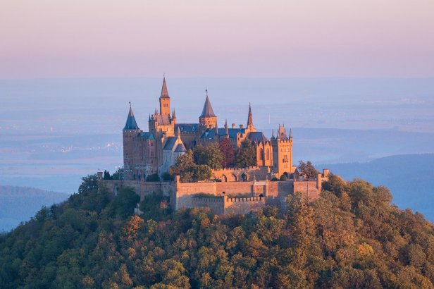 Hohenzollern Castle, Black Forest, Germany