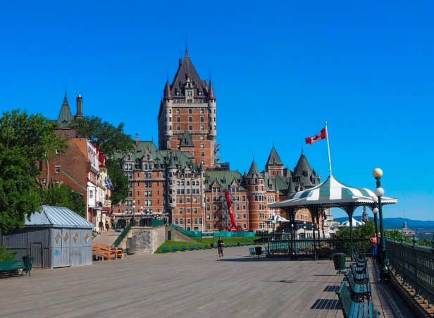 Fairmont Le Chateau Frontenac, Quebec