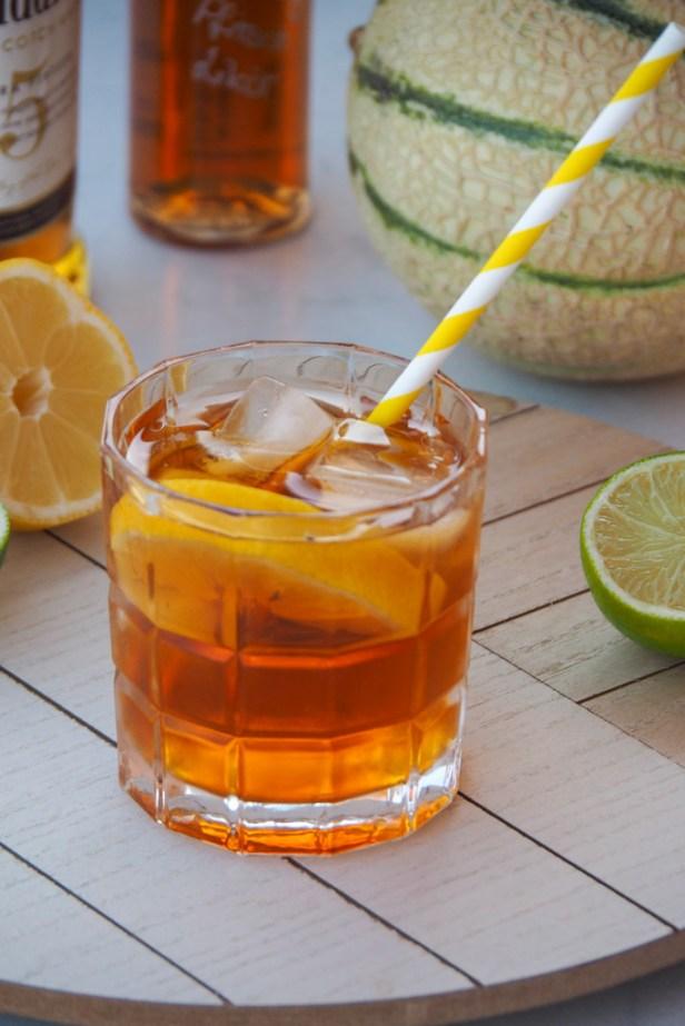 Single malt iced tea