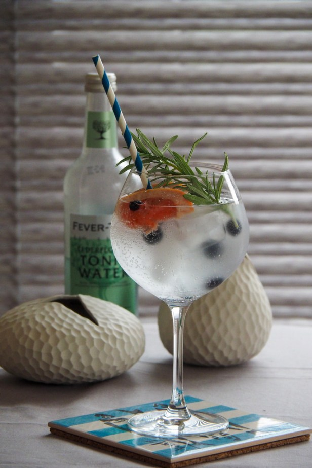 Unusual gin and tonic recipes