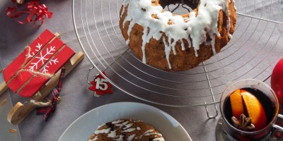 Festive baking: Mulled wine pound cake