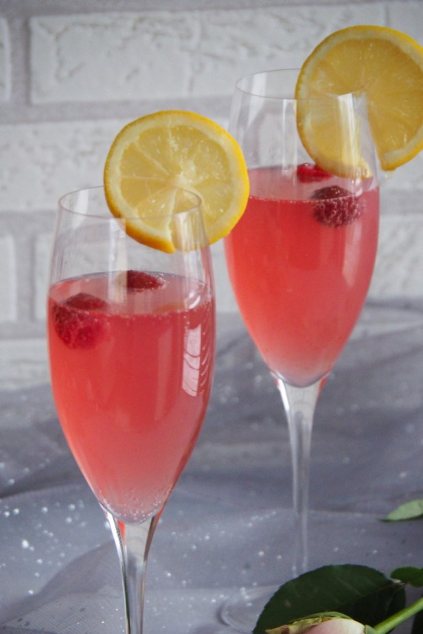 Easy-peasy pink cocktails to impress your Valentine