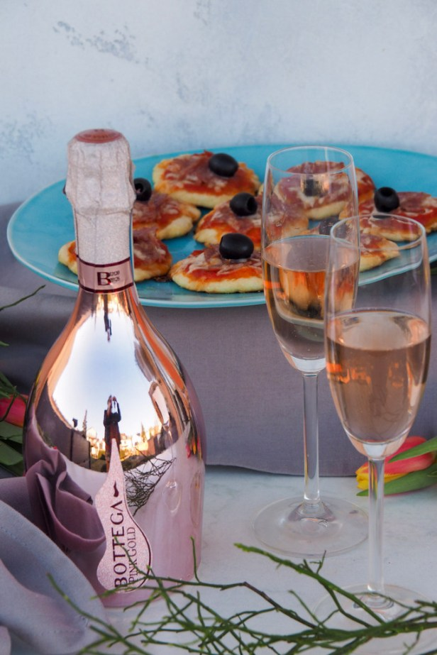 Sip the new Rosé Prosecco for a fresh take on the world's favourite bubble