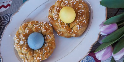 Recipe | Traditional German Easter yeast braid