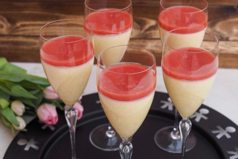 Bellini Mousse Recipe | The ultimate interpretation of the classic Bellini Cocktail