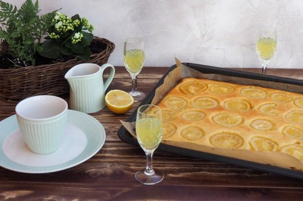 This Lemon-Ricotta Cake has Amalfi Coast written all over it