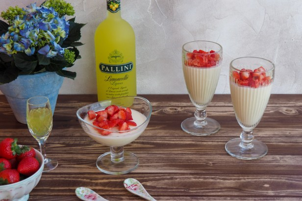 Panna Cotta moments: Mouth-watering Limoncello Panna Cotta Recipe