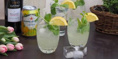 Meet Andalucía's classic Rebujito Cocktail