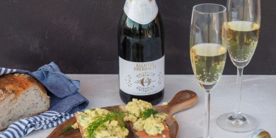 A fantastic breakfast sparkler: Kloster Eberbach no-alcohol sparkling Riesling
