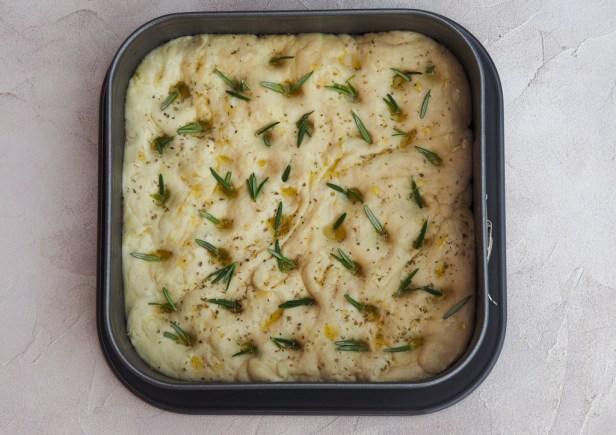 A classic Focaccia recipe - enjoying the simple pleasures in life