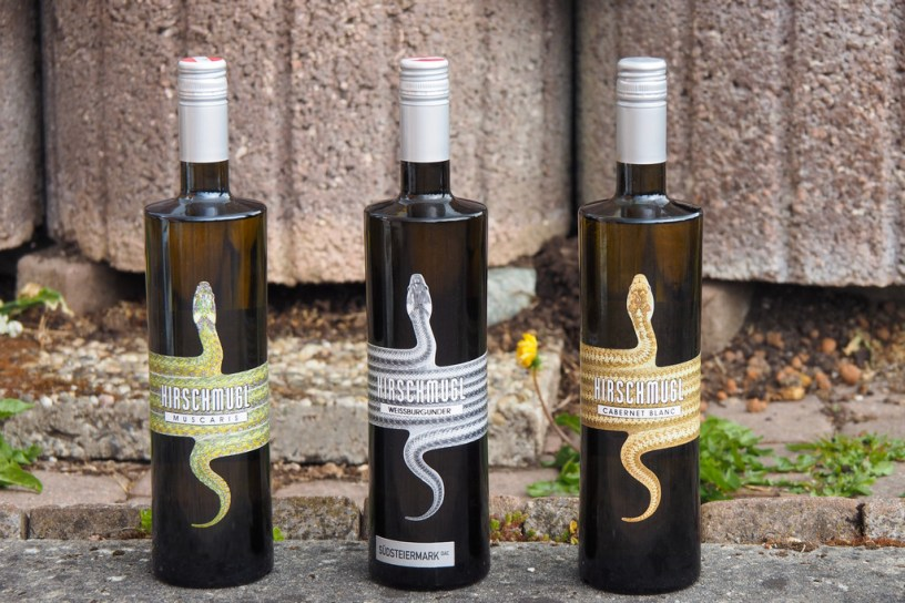 Hirschmugel Domaene – Getting a sense of the amazing South Styria white wines