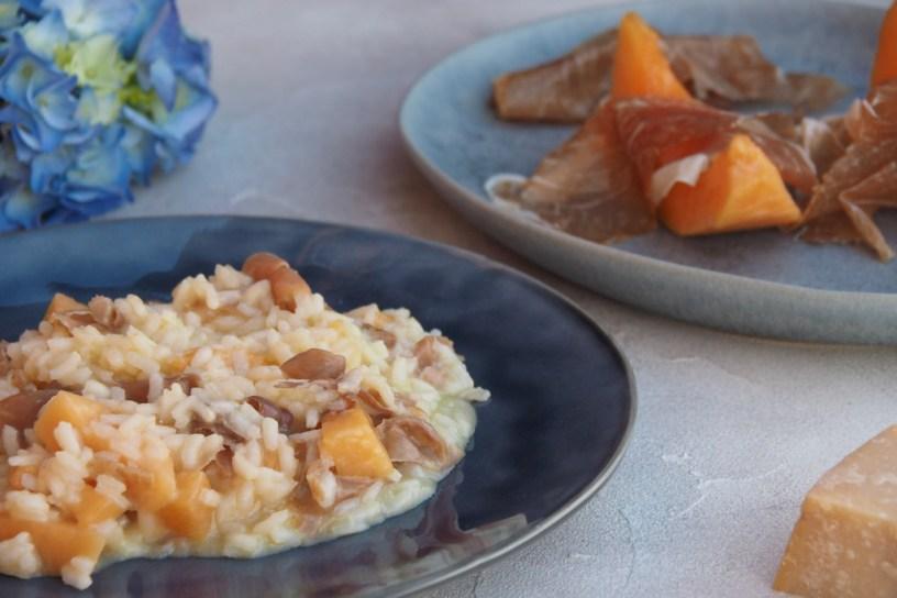 Melon and Parma Ham Risotto Recipe – A new favourite