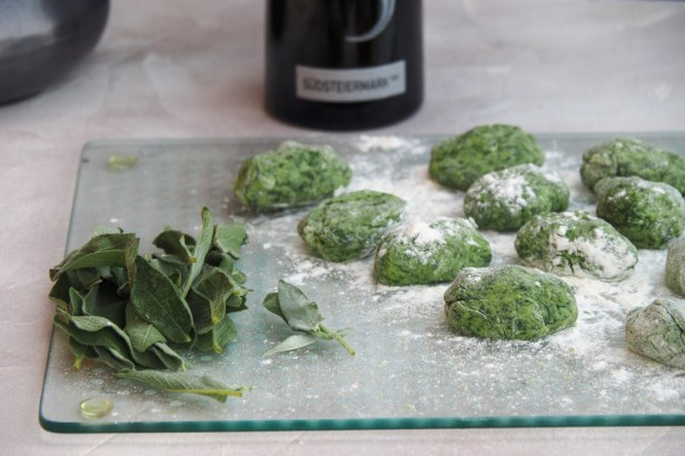 Flavours of Italy | Spinach-Ricotta Gnocchi Recipe