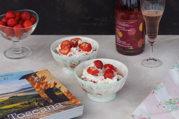 This heavenly Strawberry-Coconut Tiramisu will become your favourite summer dessert