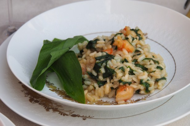 Delicious Wild Garlic Risotto Recipe