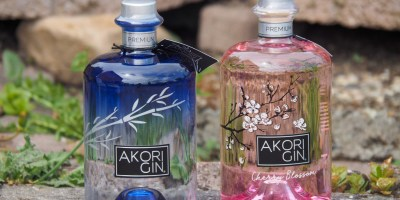 Akori Gin: A Japanese inspired drink experience