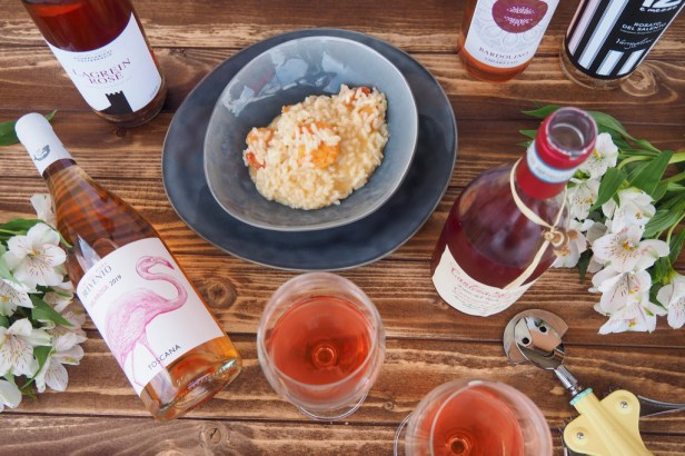 Why it is time to stock up on rosé wines from Italy