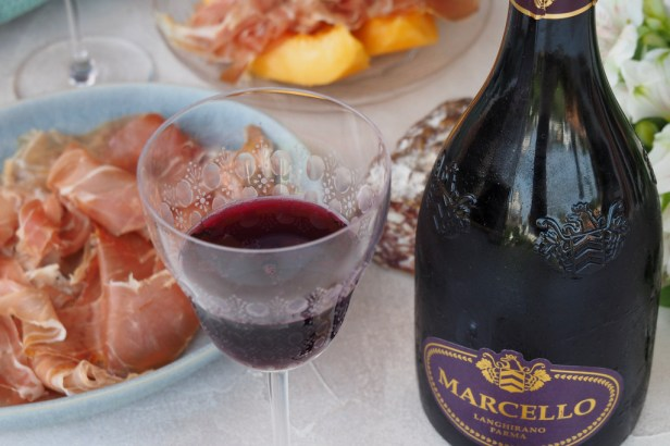 Introducing Lambrusco, the sparkling red wine from Italy