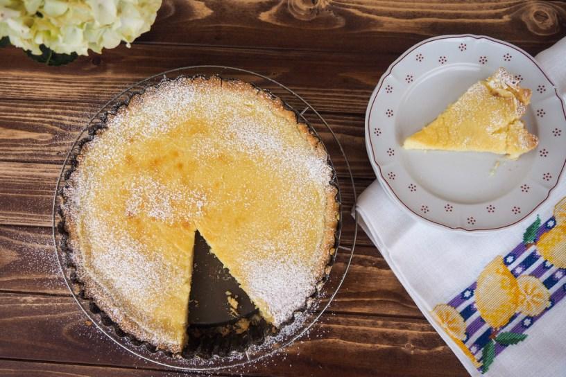 Recipe | Lemon Crostata, the classic all-day dessert from Italy