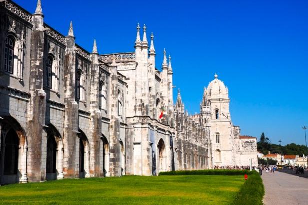 Belém, Jerónimos Monastery