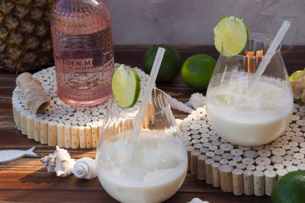 A tropical delight: Eden Mill Passion Fruit and Coconut Gin