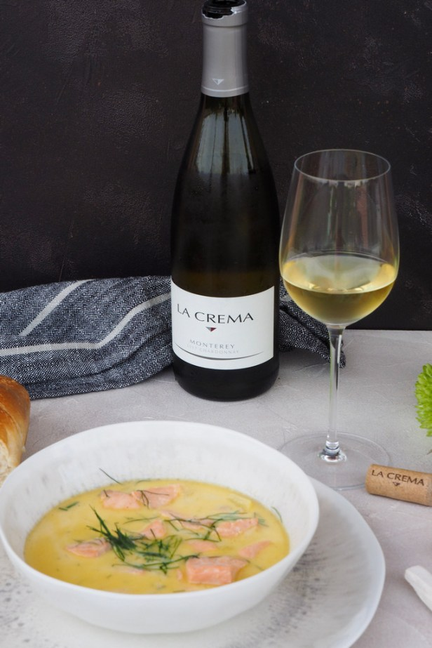 Lohikeitto, the classic healthy Finnish Salmon Soup you will make on repeat