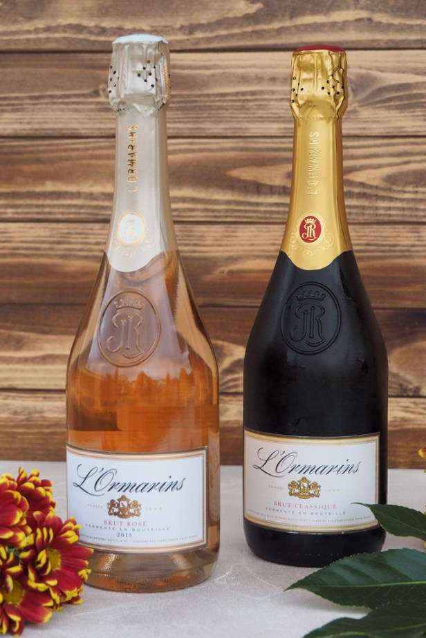 Pop open a bottle of L'Ormarins MCC on this Cap Classique Day