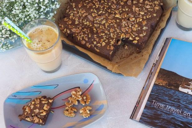 Coffee Indulgence: My favourite Coffee Brownies